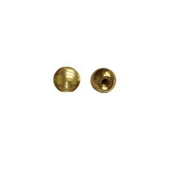 Cast Brass 1/2 inch Balls - paxton hardware ltd