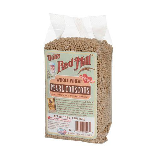 Bob's Red Mill Whole Wheat Pearl Couscous - 16 oz - Case of 4