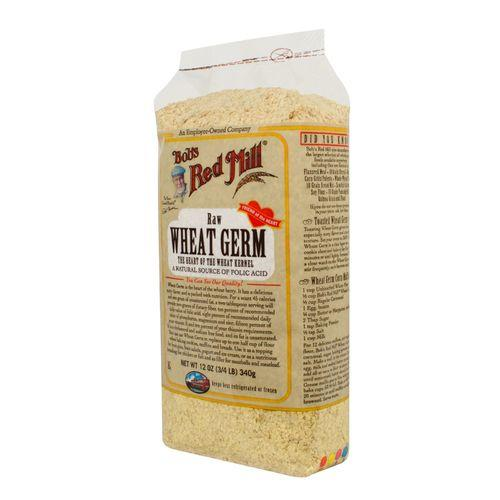 Bob's Red Mill Wheat Germ - 12 oz - Case of 4