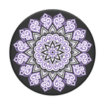 Peace Mandala Purple, PopSockets