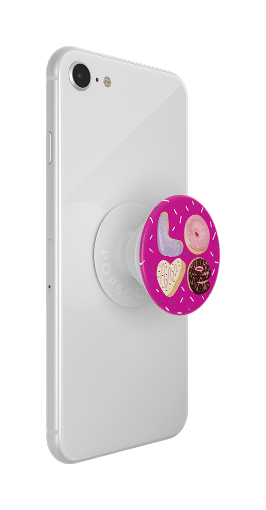 Love Donut, PopSockets