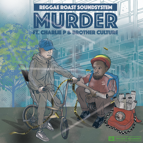 MUSIC VIDEO: Reggae Roast Soundsystem - Murder (Feat. Brother Culture & Charlie P) [Benny Page Remix]