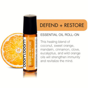 Defend + Restore Roller - Essential Oil Roller