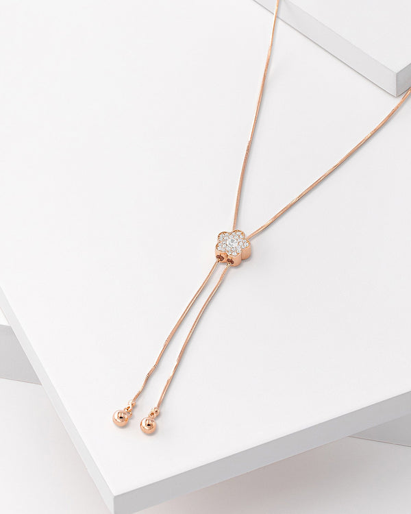Chloe Slider Necklace