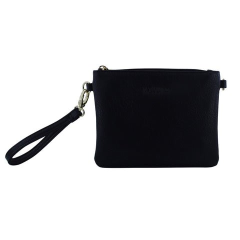 The Viaduct Clutch - Black
