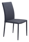 CONFIDENCE DINING CHAIR BLACK image