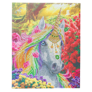 CAK-A71: Unicorn Forest 40 x 50cm (Large)