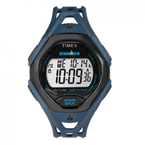 Timex IRONMAN® Sleek 30 Full-Size Watch - Blue