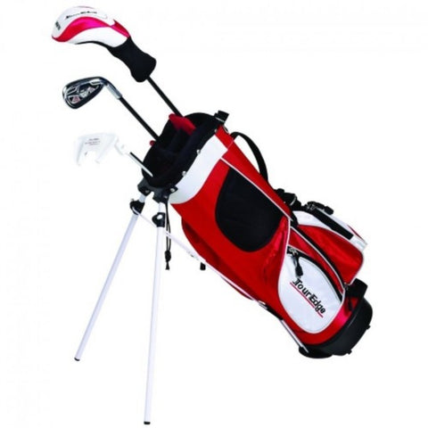 Tour Edge HT Max-J Junior Boys RH 5x2 Golf Set Age 9-12