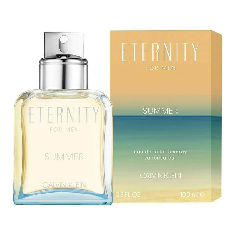 fa6913f1d0 Calvin Klein Eternity Summer 2019 100ml EDT (M) SP