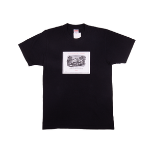 Supreme Black Chateau Tee