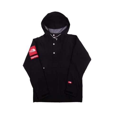 Supreme Black North Face Expedition Pullover