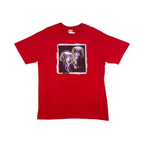 Supreme Red Jellyfish Tee