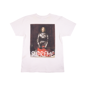Supreme White Joan of Arc Tee