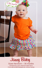 Jazzy Skirt by Ellie Inspired (Baby NB - 36mo)