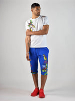 Jungle Bird Shorts (Navy)
