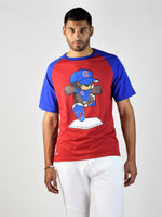 Teddy 2 The Plate T-Shirt (Red)