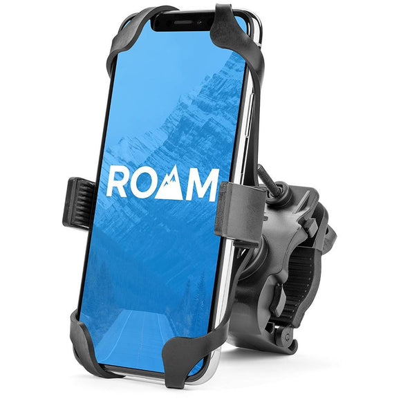 Motorcycle Bike Universal Phone Mount Handlebar for iPhone X, 8, 8+, 7, 7+, 6s, 6s+, Galaxy S9, S9+ - C & C