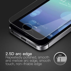 iPhone 4D Ultra-Thin Screen Protector Full Cover Tempered Glass, 3D Curved Film Edge