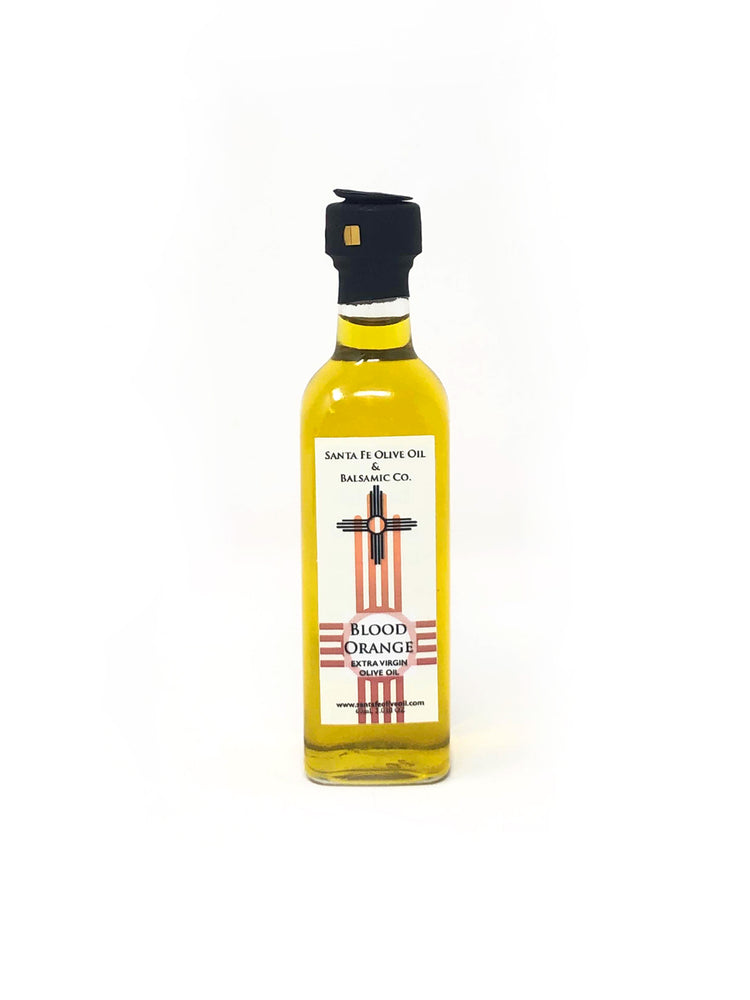 Santa Fe Olive Oil & Balsamic Co. New Mexico Blood orange extra virgin olive oil