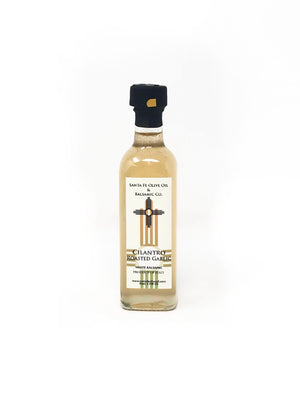 Santa Fe Olive Oil & Balsamic Co. New Mexico Cilantro Roasted Garlic White Balsamic