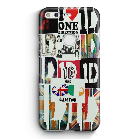 1D One Direction Google Pixel Case | Tridicase