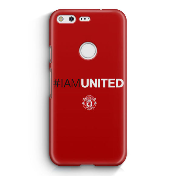 2015 Manchester United Google Pixel Case | Tridicase