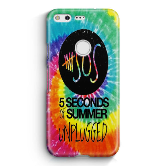 5 Sos Unplugged Google Pixel Case | Tridicase