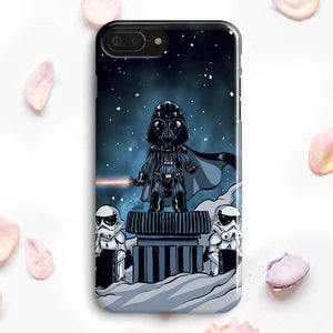 Darth Vader Star Wars Compilation iPhone 7 Plus Case | Tridicase