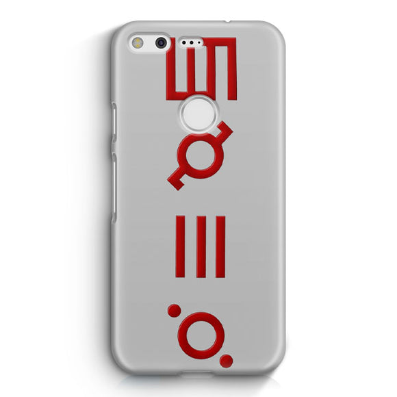 30 Seconds To Mars Logo Google Pixel Case | Tridicase