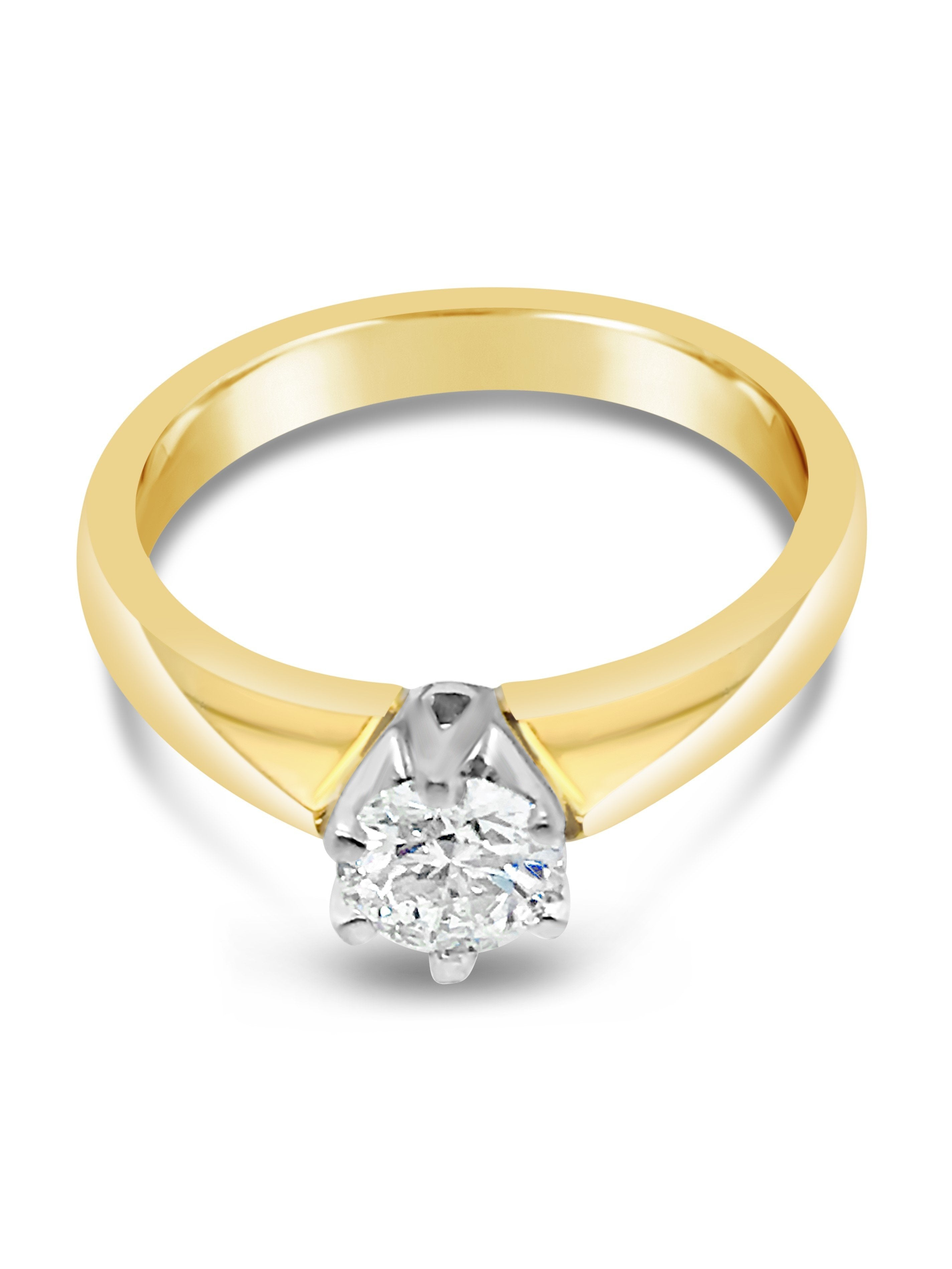 Smales 6 Claw Engagement Ring Jewellery