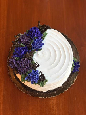 Chrysanthemum Cake