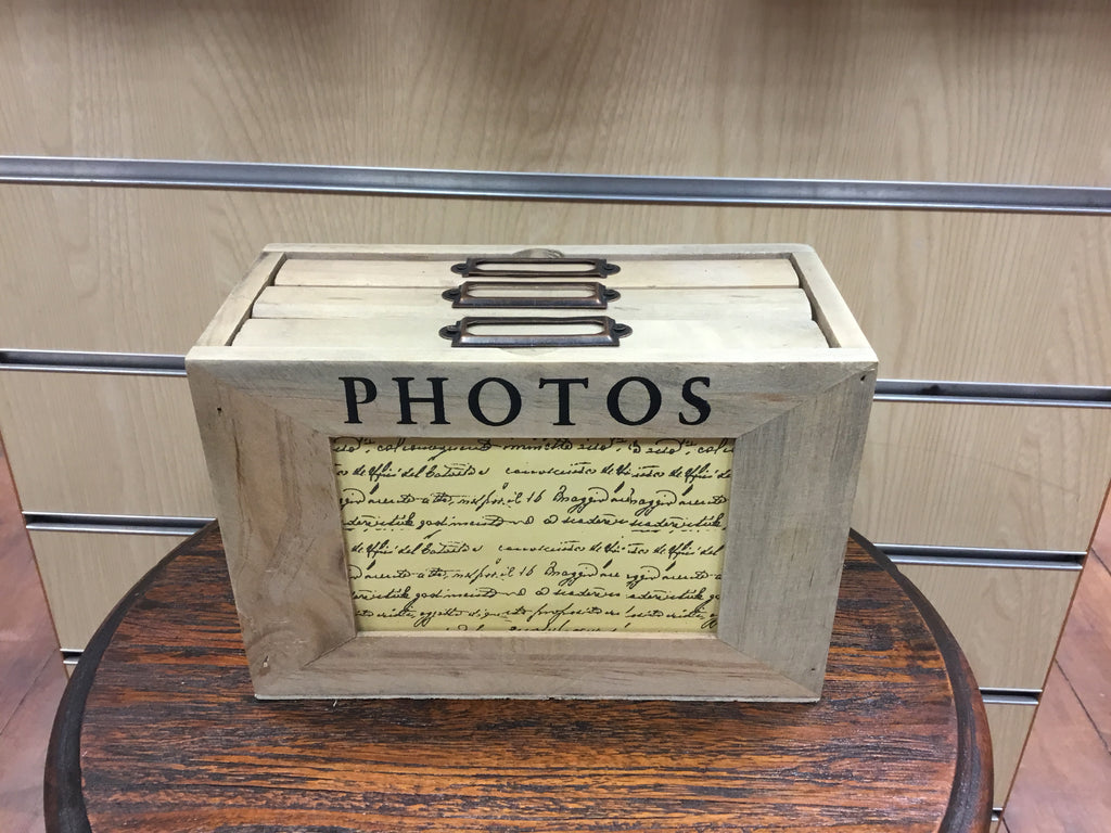 Photo box (small)