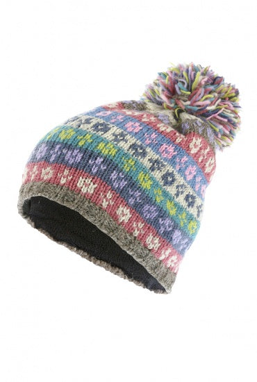 Bobble Beanie Bloomsbury Cool