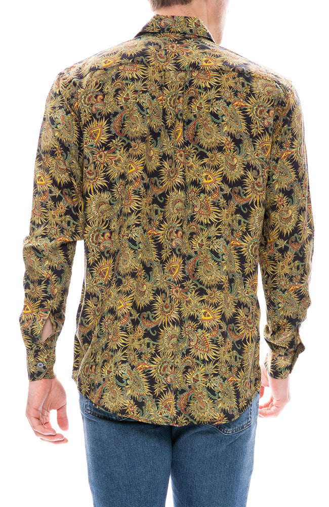 Our Legacy Floral Plant Print Shirt at Ron Herman