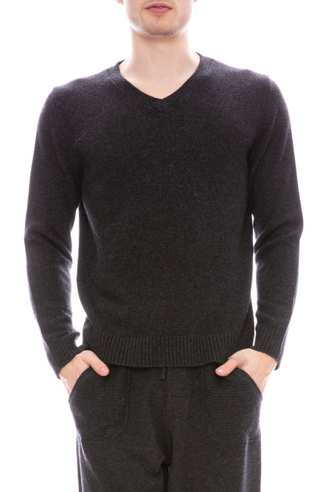 Exclusive Cashmere V-Neck Sweater