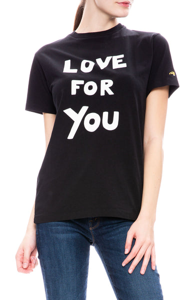 Bella Freud Love For You T-Shirt at Ron Herman