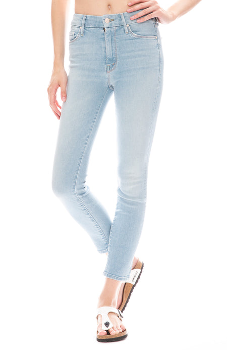The Looker Crop Jean in Fresh Catch