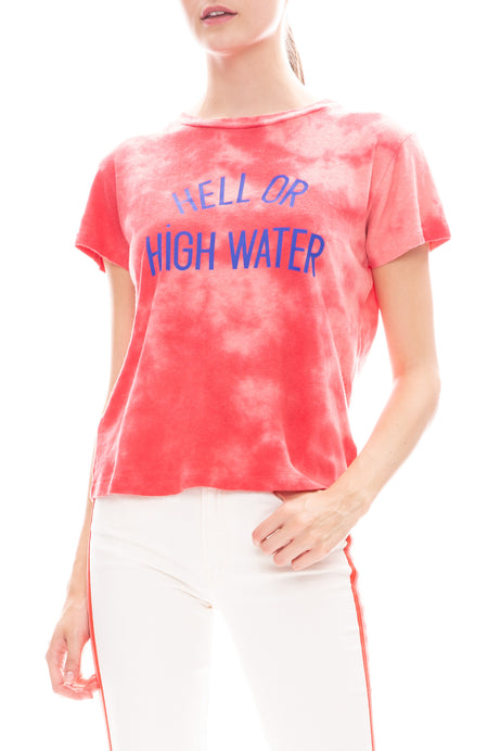 The Sinful Hell or High Water Tee