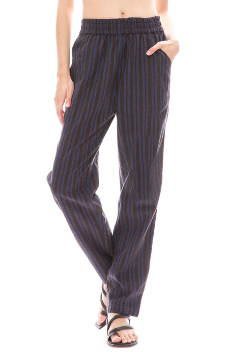 Ahoy Stripe Gatsby Pants