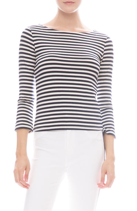 Lucy Boat Neck Shirt