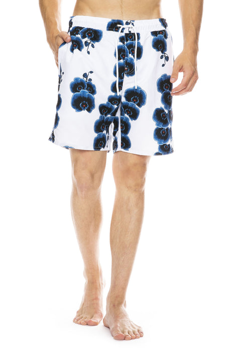 Timothy Orchid Swim Short