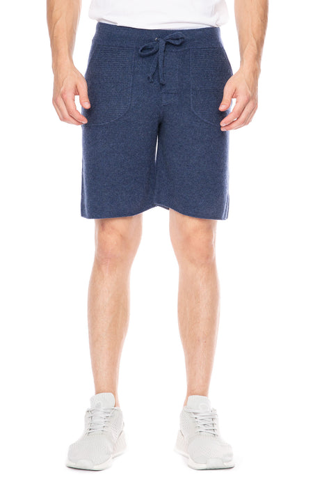 Exclusive Cashmere Sweatshorts