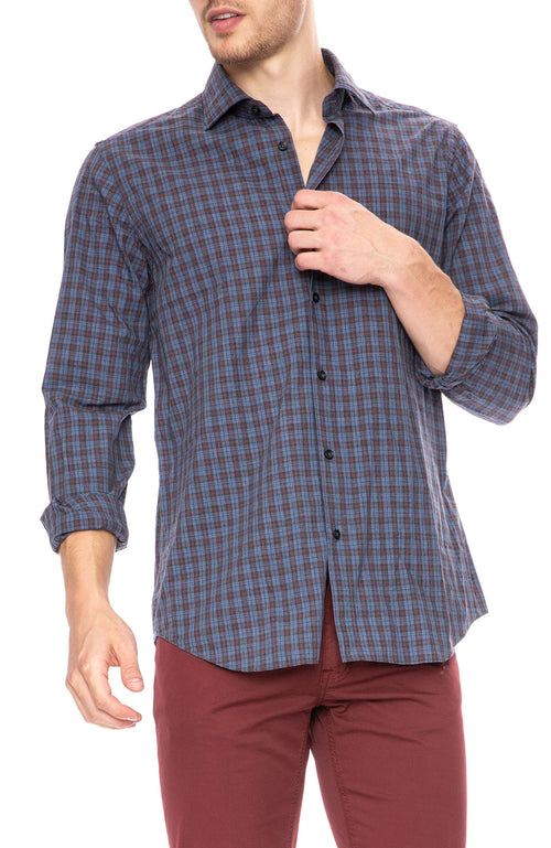 Today Is Beautiful / Ron Herman Exclusive Plaid Shirt at Ron Herman
