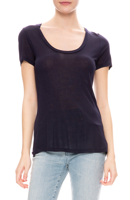 Perfect Scoop Neck Tee