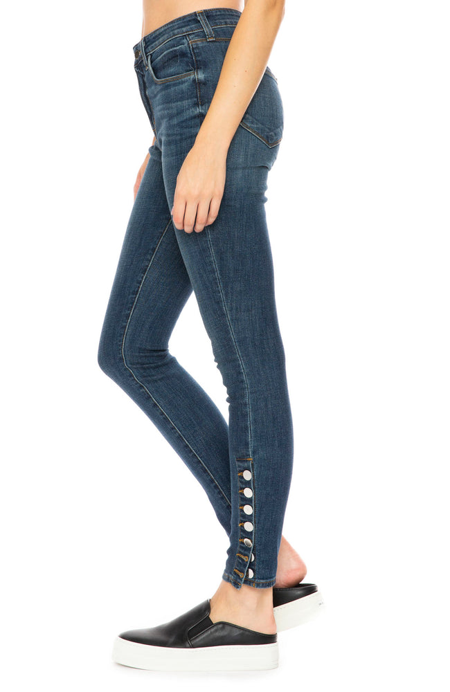 L'Agence Piper High Rise Jean in Classic Vintage at Ron Herman