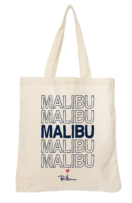 Exclusive MALIBU Tote Bag