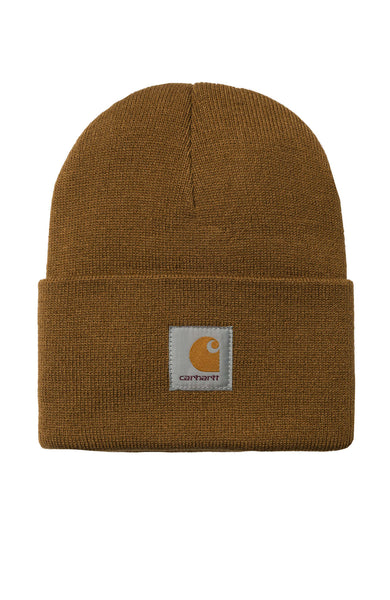 Carhartt WIP Mens Acrylic Watch Beanie in Hamilton Brown at Ron Herman