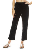 NSF Womens Bronte Karate Pant in Black Splatter