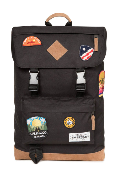 Rowlo Into Patch Backpack